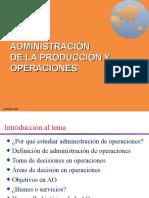 242822024 Administracion de La Produccion y Operaciones Ppt