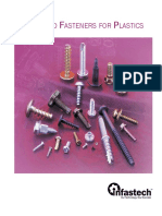 Threaded Fasteners for Plastics En