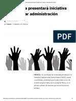 Asambleísta presentará iniciativa para mejorar administración pública.pdf