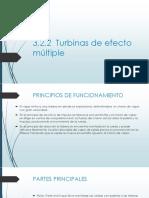 322 Turbinas de Efecto Múltiple