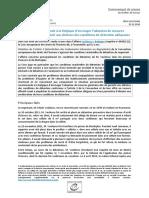 Arret Vasilescu c. Belgique Caractere Structurel Des Problemes Lies a La Surpopulation Carcerale