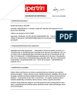 MSDS Sipertrin