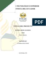 Formato Proyecto de Investigacion