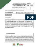 6.Actividad No 6 Formato Proyecto de Investigación en El Aula_santa Teresa de Pachiaquiaro 1