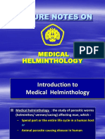 2.Medical Helminthology