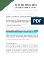 Los Derechos del Consumidor en la Constitucion Nacional.pdf