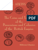 Coins and Tokens of the British Empire