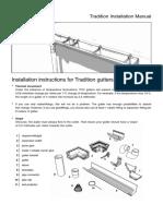 Handleiding S-lon Tradition
