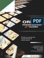 ORION Belt Conveyor Catalog