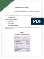 Inversiones y Financiamiento Final