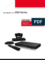 User Guide for Scopia XT5000 Series Version 32