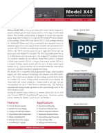 Gas Controller x40 Pds