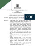 Permenkes 340 Menkes Per III 2010 Klasifikasi Rumah Sakit