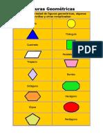 Figuras Geométricas - Primer Grado