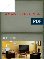 Rooms of the House Clt Communicative Language Teaching Resources 86828