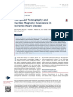 Computed Tomography and Cardiac Magnetic Resonance in Ischemic Heart Disease