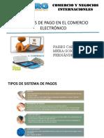 Sistema de Pago en El Comercio Electronico Final