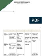 Psicologia B 12ºano Planificação Por Unidades