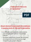 Storia Ginnastica in Italia (Sintesi)