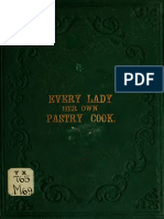The Apprentices' Guide, Or, Every Lady Her Own Pastry Cook and Confectioner (1869)
