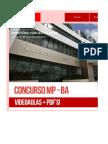 Edital Verticalizado MPBA Assistente Técnico Administrativo