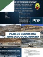 CIERRE DE MINAS DEL PROYECTO TOROMOCHO.pptx