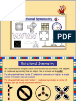 Symmetry Rotational Ppt