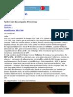 VAltRA103_rašalionės_»Proyectos