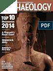 01. Archaeology - January, February 2015
