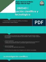 Importancia de La Ciencia y Tecnologia.