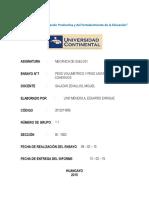 ENSAYO N° 7  PESO VOLUMÉTRICO Y PESO UNITARIO DE SUELOS COHESIVOS