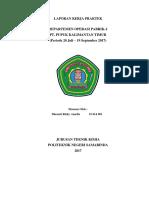 Efisiensi PKB Dheanty R.a.