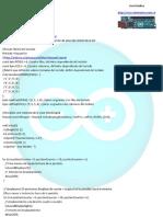 programacion Keypad Mas Lcd arduino