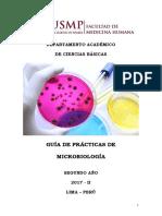 Guía de Práctica - Microbiologia USMP 2017