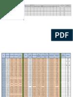 Niveles TAIC - Cubicado de Columnas 25-06-12
