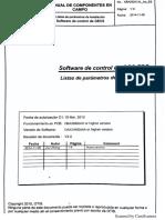 Manual de Escalera Otis Gecs Software de Control
