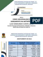 Apresentacao Saneamento Luiz Edmundo