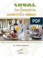 Manual de Gestion Operativa en Alimentos y Bebidas