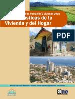 Características de la Vivienda y del Hogar  VOLUMEN II  Censo 2010.pdf