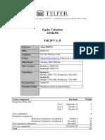 ADM4350AB Course Outline