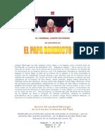 Card Ratzinger - Homilía ProEligendo Pontefice 2005