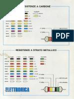Nuova Elettronica Codice Resistenze