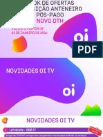 Book de Ofertas_Anteneiro Pos Pago_NovoDTH_01Janeiro2017_rede Credenciada