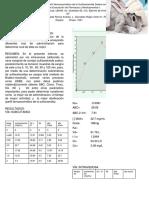 informe evaluacion sulfacetamida sodica en conejo