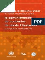 UN Handbook DTT Sp