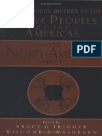 The Cambridge History of the Native Peoples of Americas Vol 1 Part 1