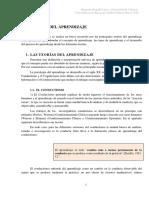 Apuntes Sobre Aprendizaje Bernardo Gargallo