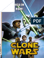 3D&T e M&M - Star Wars - Clone Wars
