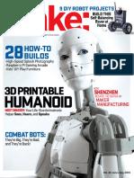 Make DIY Robot