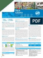 Italia Classica - Pacote Turistico